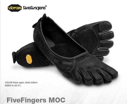 vibram five fingers models of teaching