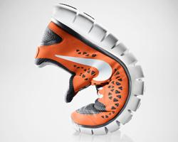 New Nike Free Run+ Featured on Nike Running Blog
