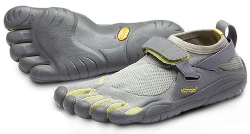 On Minimalist Running Shoes: Vibram has Balls, Nike Dropped Them