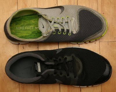 Nike Free 3.0 1st and 2nd Generation