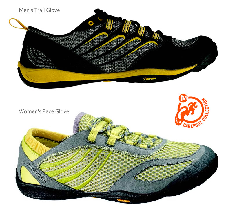 New Merrell Shoes