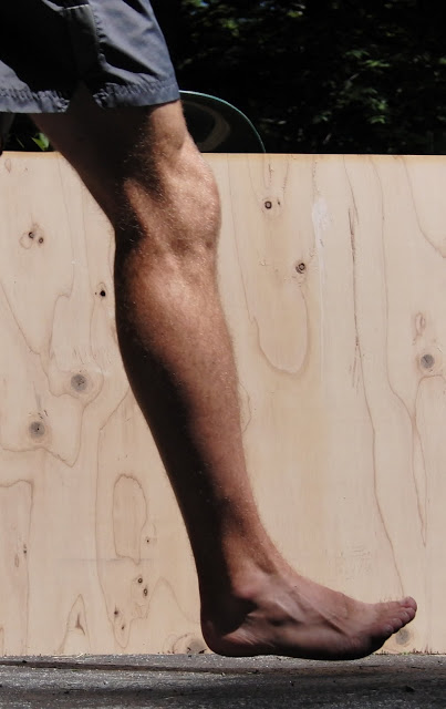 Barefoot Running Forefoot Strike