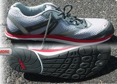 Wide Minimalist Running Shoes
