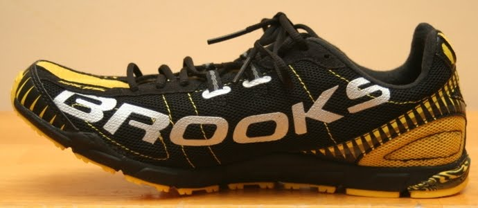 Brooks Mach 12 Spikeless Cross Country Racing Flat