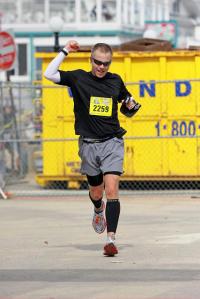 Boston Marathon: Got My Registration In!