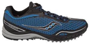 Saucony Peregrine Minimalist Trail Shoe Review from Tridudes