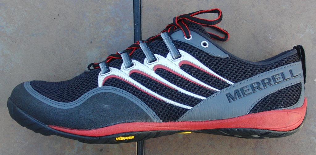 Merrill Running Shoes Canada Grey