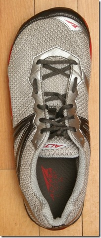 Altra Instinct Running Shoe Review Zero Drop Foot Shaped