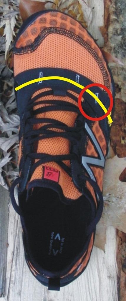 New Balance Minimus Trail (MT10): Shoe
