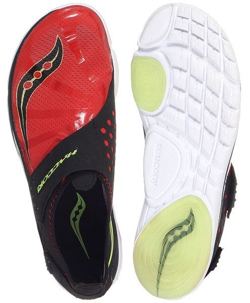 Saucony Hattori: First Look Review of Saucony's First Zero