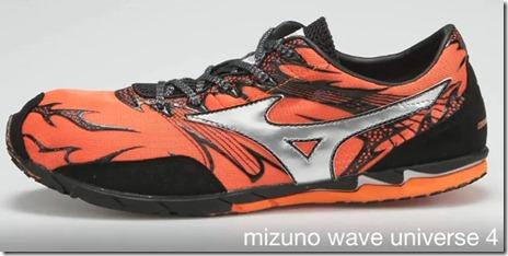 Mizuno Wave Universe 4