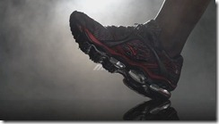 Mizuno Prophecy Heel Strike 1
