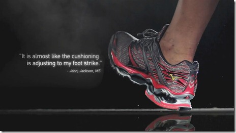 Mizuno Prophecy Heel Strike 2
