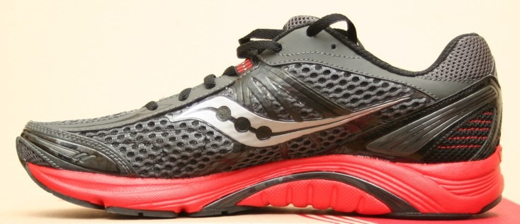 saucony shoes with arch support