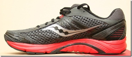 Curved Sole Running Shoes