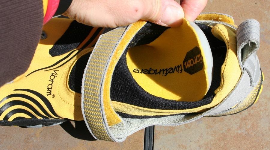 vibram fivefingers komodo yellow