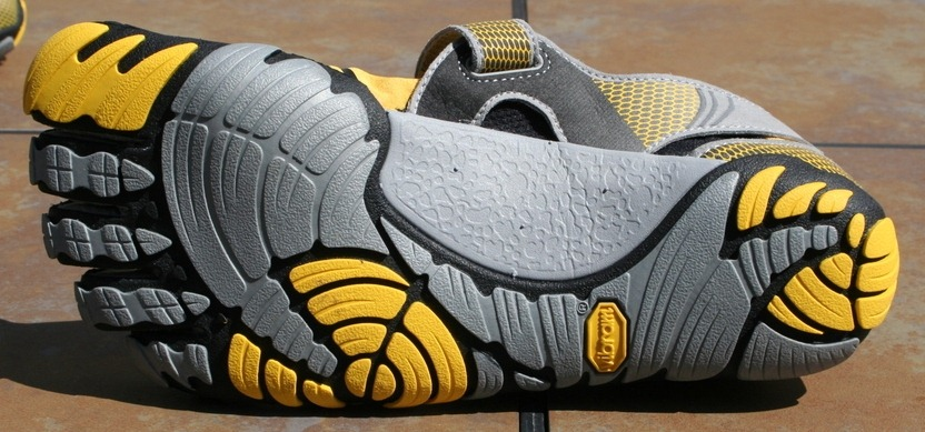 which vibram five fingers is best for running on pavement