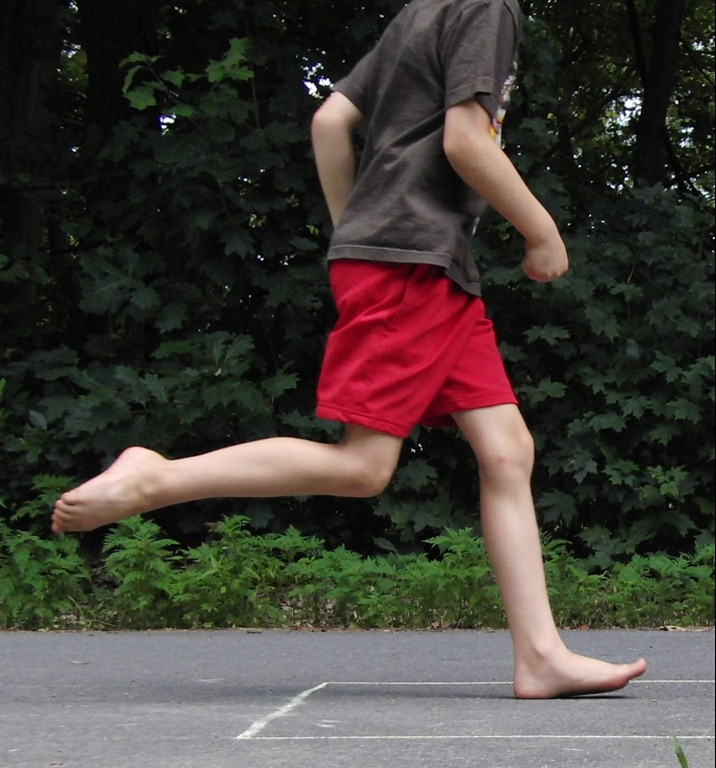 Running Shoes For Bare Feet