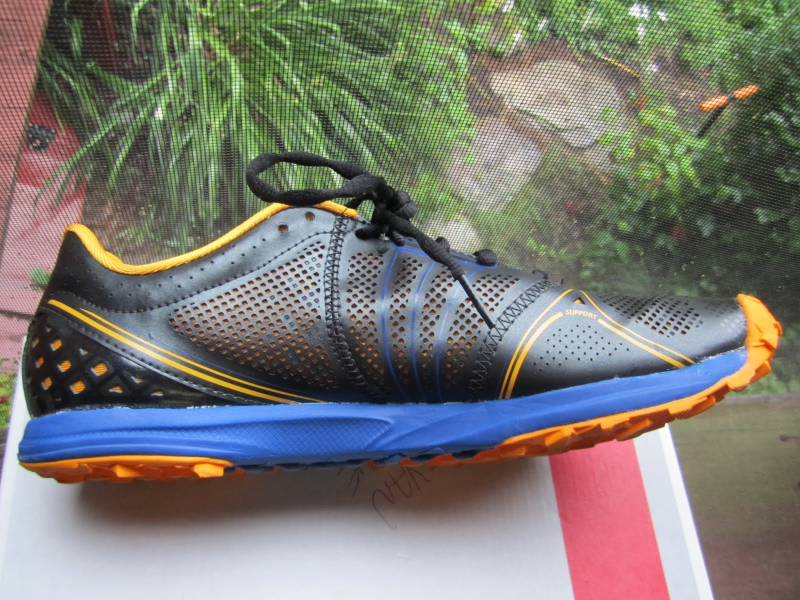 dbca9c95cc00b New Balance MT110 Trail Running Shoe Review by Nate Sanel
