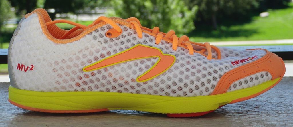 Newton MV2 Zero Drop Running Shoe Review: First Impressions
