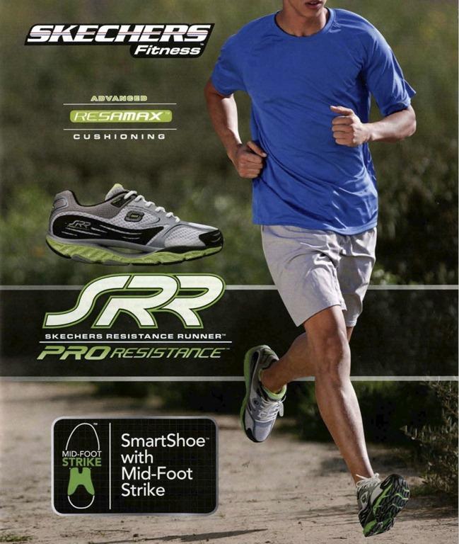 Skechers Performance Men S Go Run  Running Shoe
