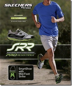 Sketchers Resistance Runner Ad