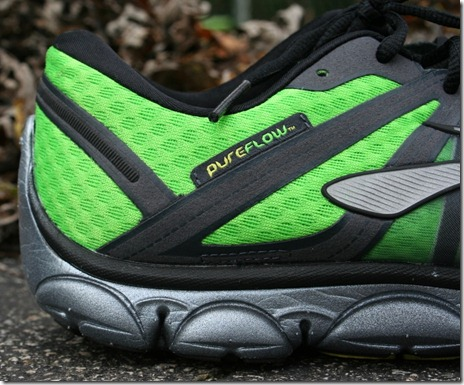 Brooks Pure Flow Heel