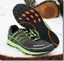 Merrell Mix Master Lightweight Trail Running Shoe: Preview and First Impressions