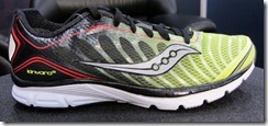 Saucony Kinvara 3: Photos of Spring 2012 Update Posted on Competitor.com
