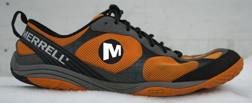 Merrell Shoes With Crank Laces