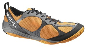 Merrell Barefoot Road Glove Running Shoe Review and Giveaway