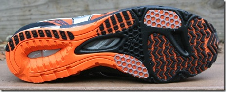 Mizuno Wave Universe 4 Sole