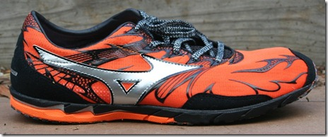 Mizuno Wave Universe 4 Side