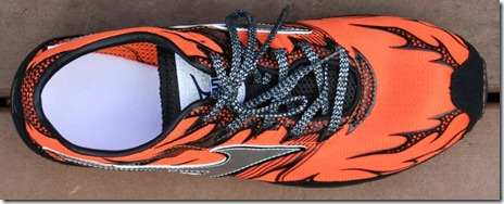 Mizuno Wave Universe 4 Top