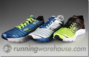 Saucony Kinvara 3, Kinvara TR, and Peregrine 2: More Details and Photos