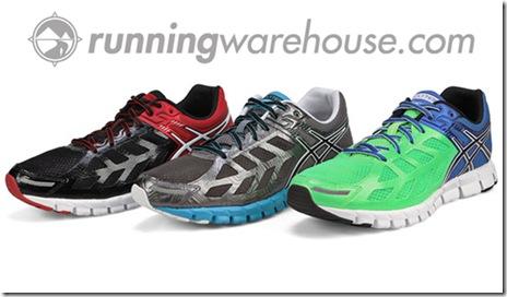 Brooks Asics Running Shoes