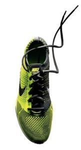 Nike Flyknit Racer: New Ultralight Road Racing Shoe