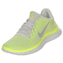 Yellow Nike Running Shoes For Women