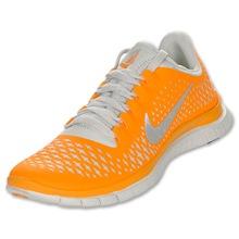 Orange Nike Shoes Rouche