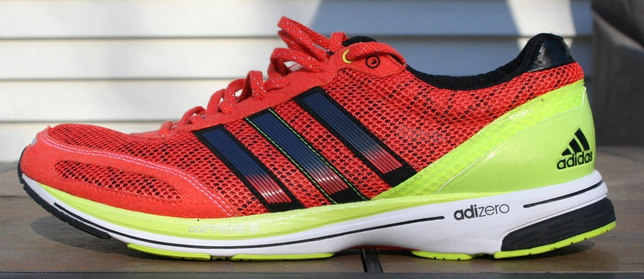 adidas adizero running shoes review