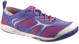 Women's Running Shoe Reviews: Merrell Barefoot Pace and Dash Gloves