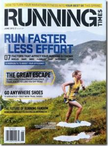 Facts on Foot Strike: My Article in the June Issue of Running Times