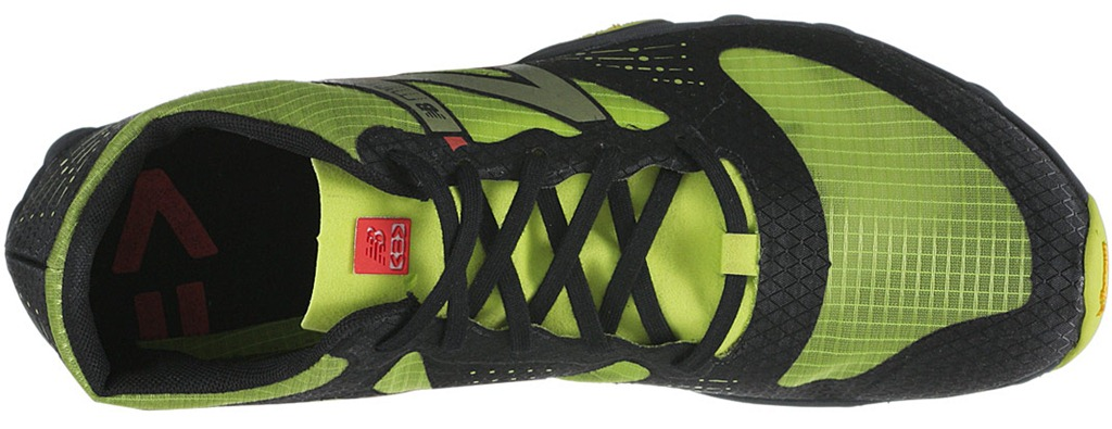 new balance minimus vibram trail running