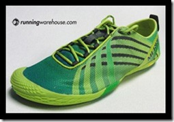 Merrell Vapor Glove Minimalist Running Shoe Preview