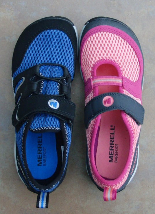 Merrell Kids Pure Glove Barefoot Shoes