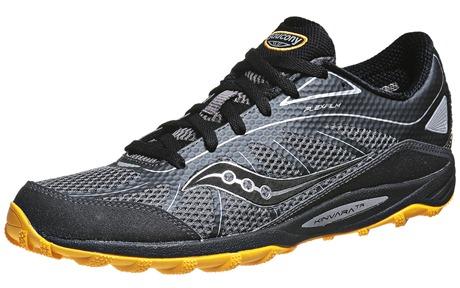 Saucony Men S Kilkenny Xc Flat Vizi Orange Citron Athletic Shoe