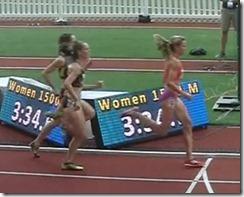 Women's 5000 Meter Form