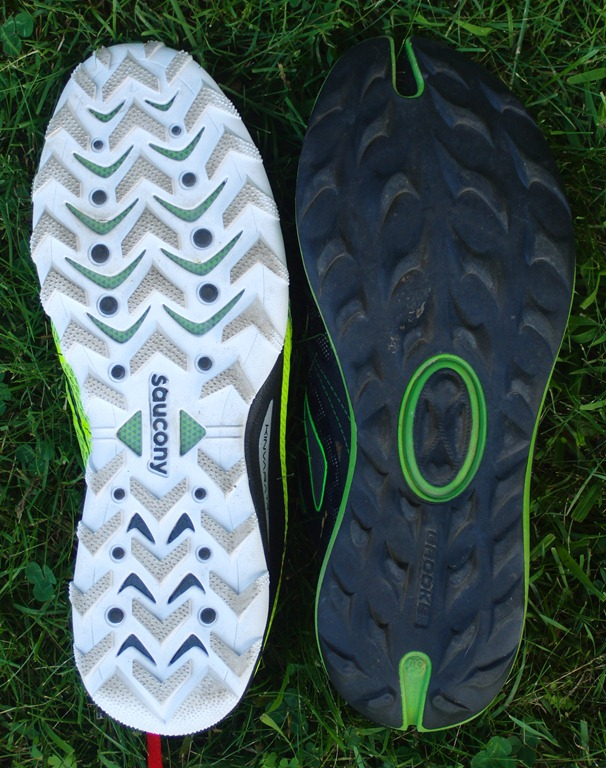 Saucony Vs Brooks Running Shoes