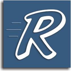 Runblogger Square Logo