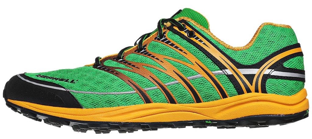 Merrell Black Mens Maipo Shoe Review